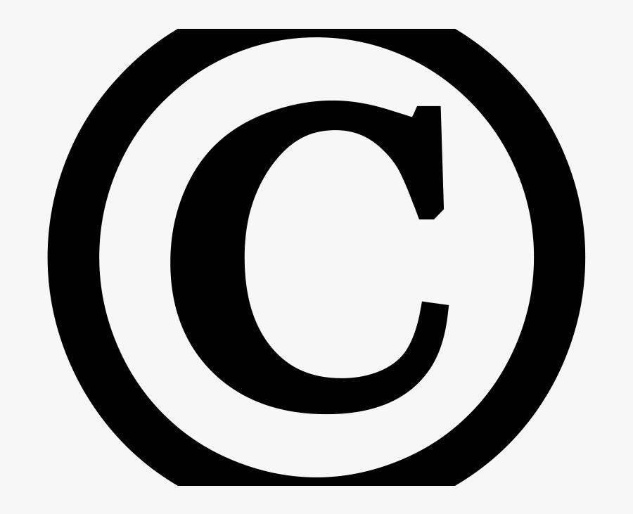 Read The Full Blog Post - Copyright Symbol, Transparent Clipart