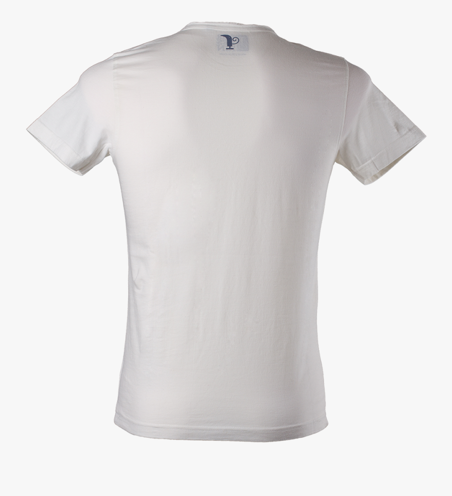 White T-shirt Png Image - Polo Shirt Png White, Transparent Clipart