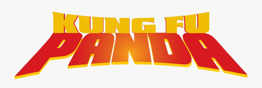 Kung Fu Panda - Kung Fu Panda Title Png, Transparent Clipart
