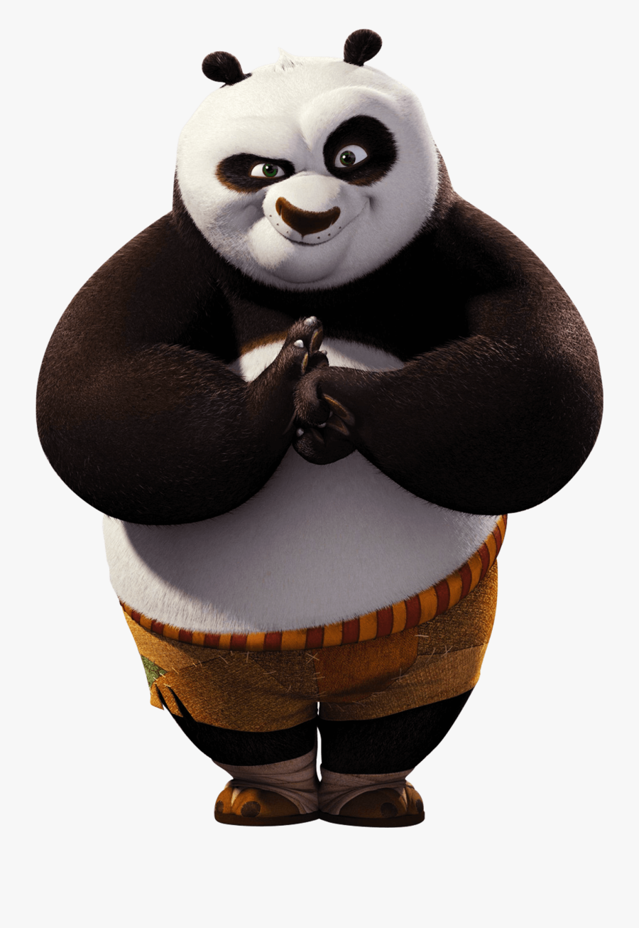 Kung Fu Panda Clipart , Png Download - Kung Fu Panda Avatar, Transparent Clipart