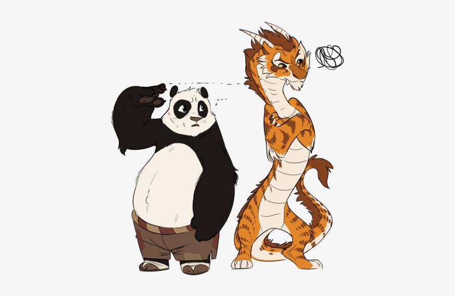Panda Tigress Tipo Kung Fu Panda, Transparent Clipart