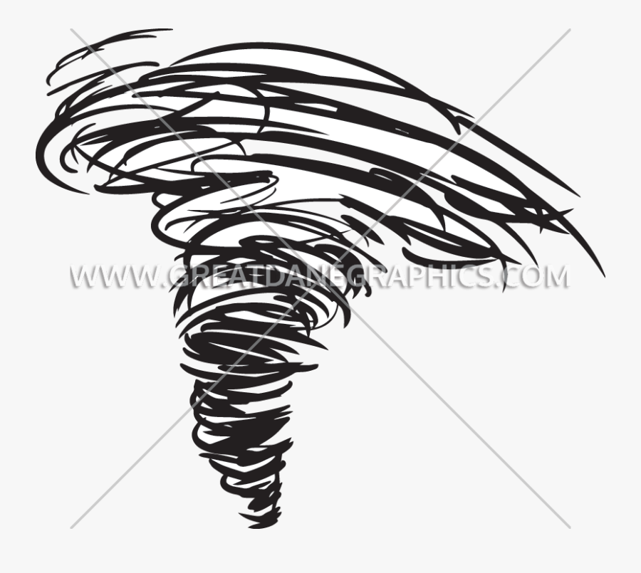 Collection Of Free Tornado Drawing Natural Disaster - Illustration, Transparent Clipart