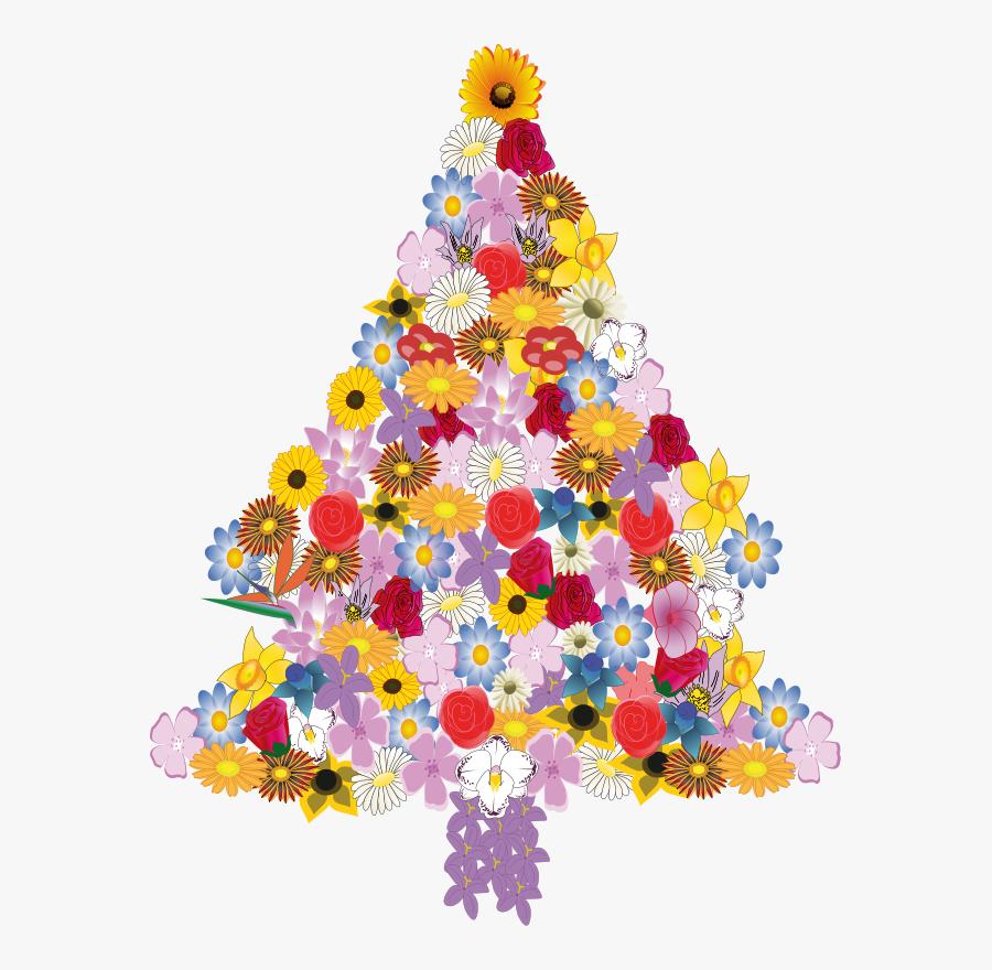 Fir,decor,christmas Ornament - Christmas Tree, Transparent Clipart