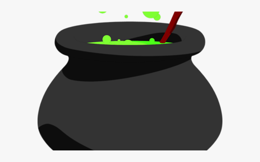 Cauldron, Transparent Clipart