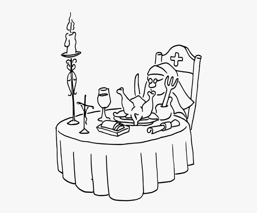 Clip Art Nun Computer Icons Cartoon - Cartoon, Transparent Clipart