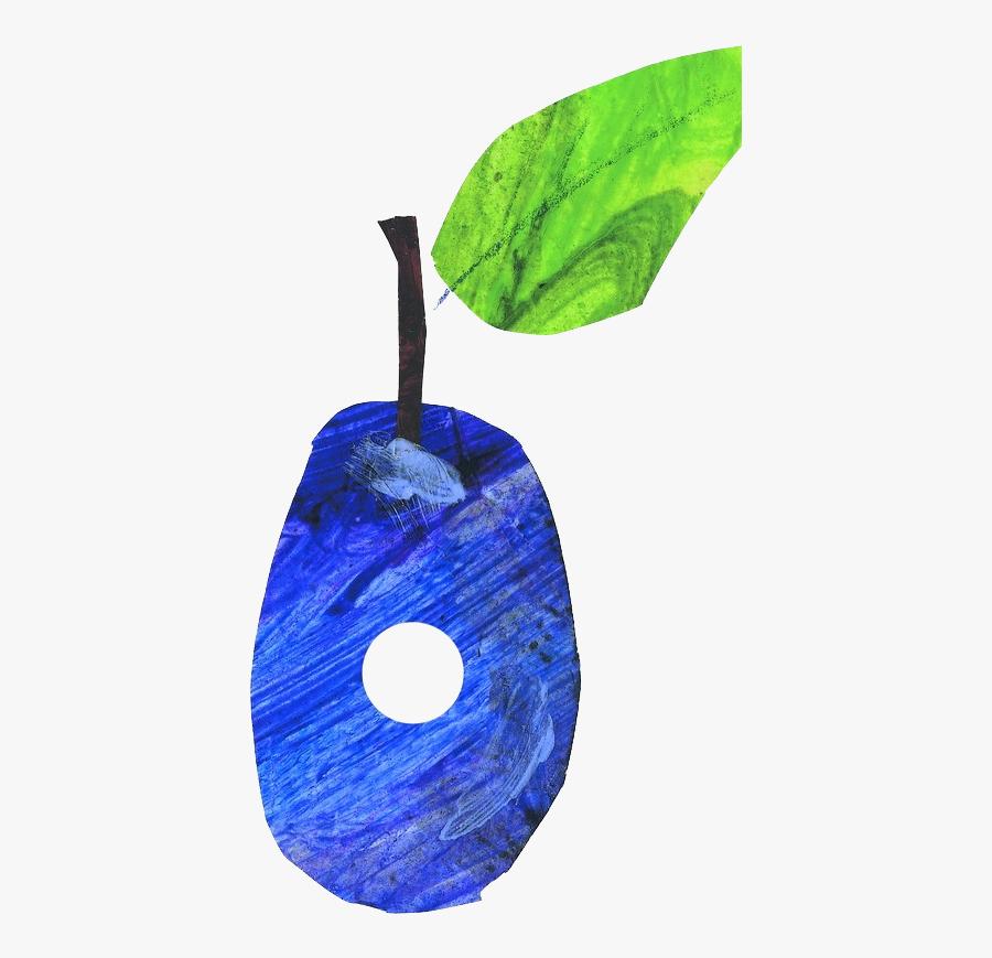 Printable Hungry Caterpillar Food, Transparent Clipart