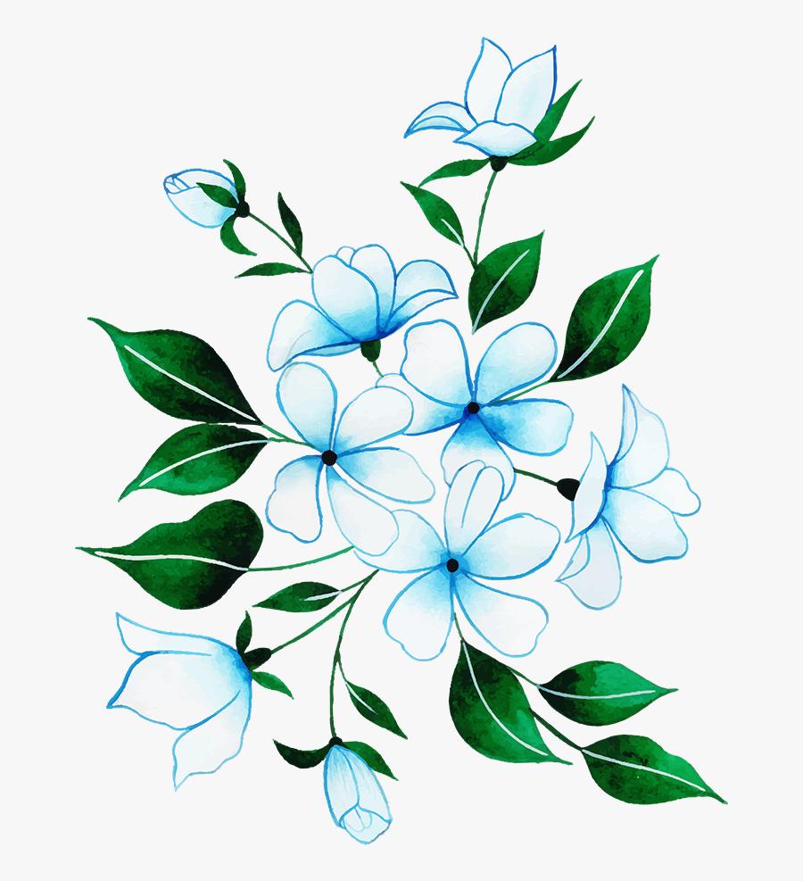 Free Png Floral Bouquets, Transparent Clipart