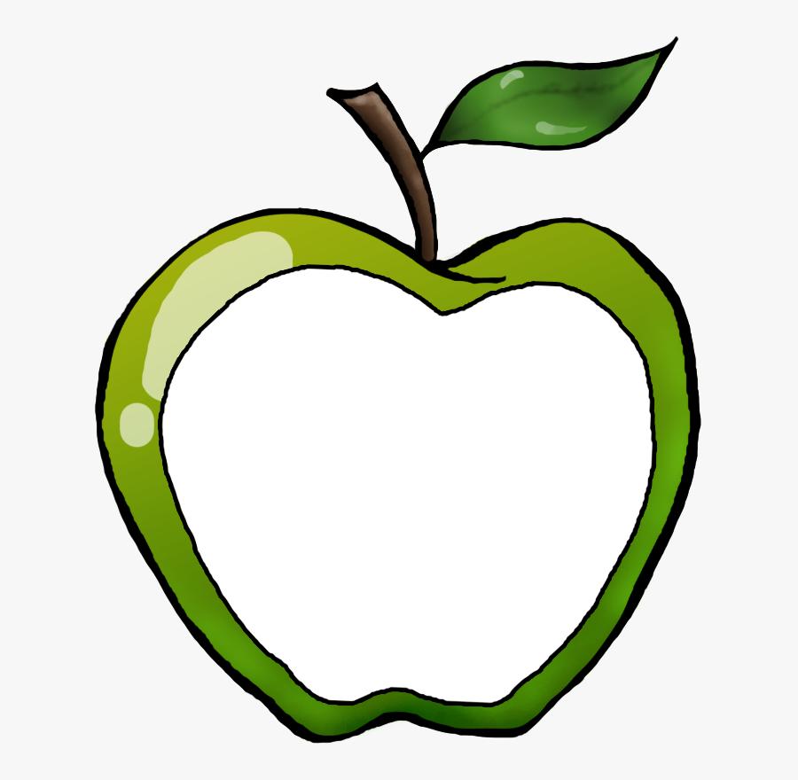 Apple Preschool, Transparent Clipart