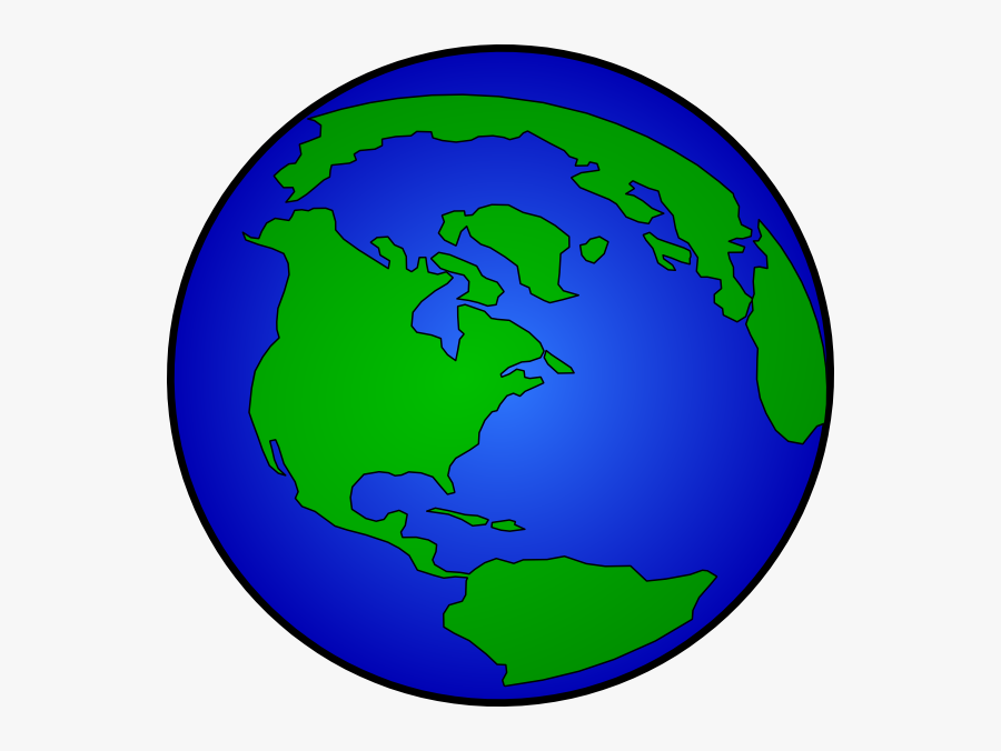 Small Picture Of The Earth, Transparent Clipart