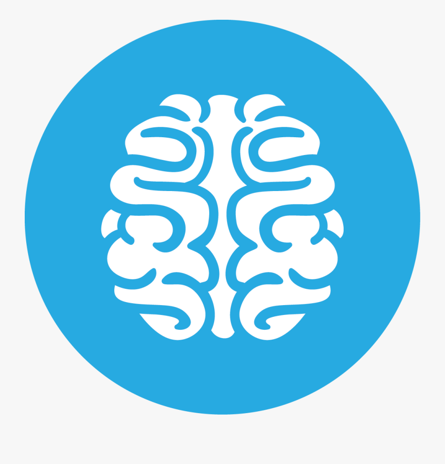 Brains Clipart Icon - Brain Free Icon Png, Transparent Clipart