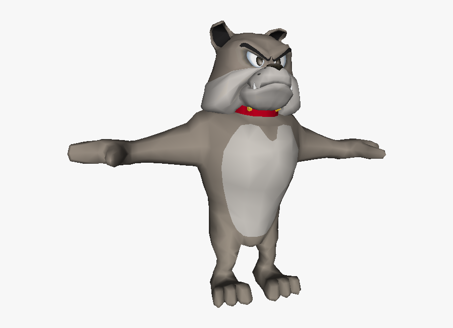 Download Zip Archive - Spike Tom X Jerry, Transparent Clipart