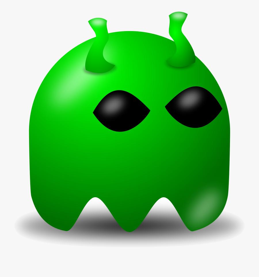 Alien Clipart Cute At Getdrawings Com Free For Personal - Alien Clip Art, Transparent Clipart