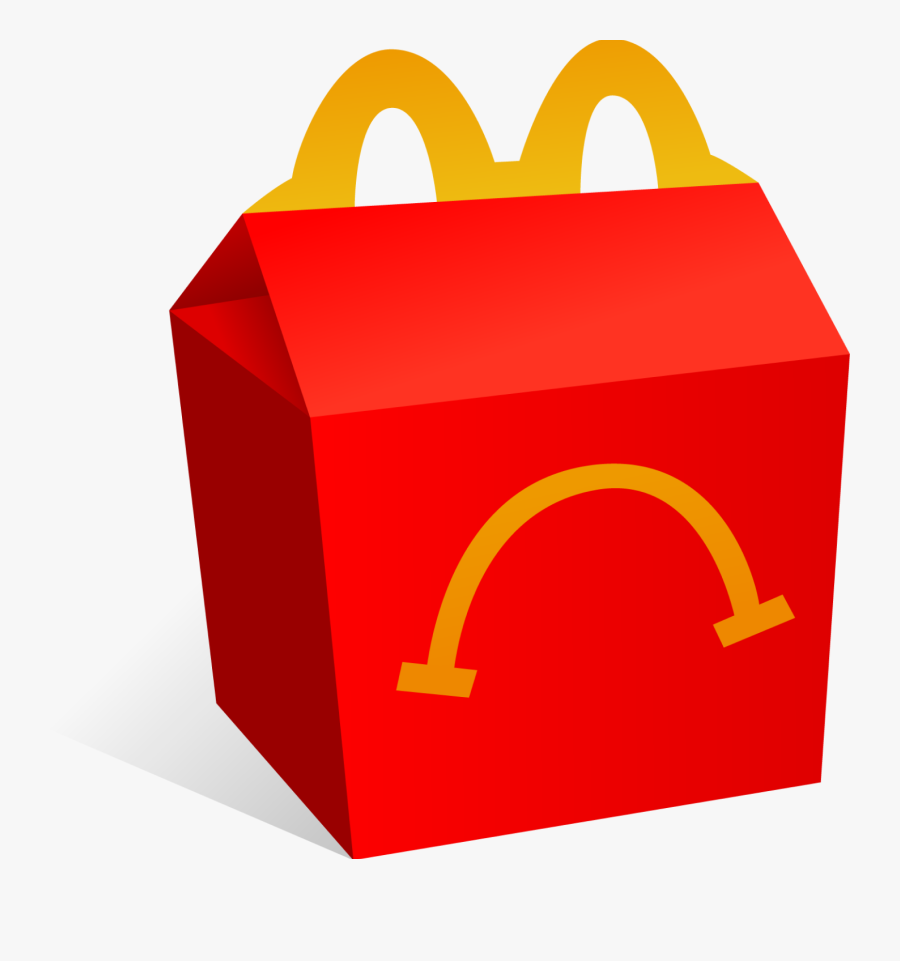 """The Truth About Mcdonald""""s And Animal Welfare - Un Happy Meal Mcdonalds, Transparent Clipart"""