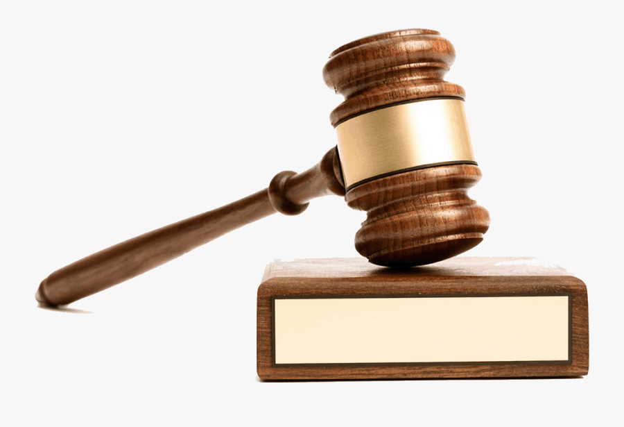Collection Of Clipart - Judge Gavel Transparent Background ...