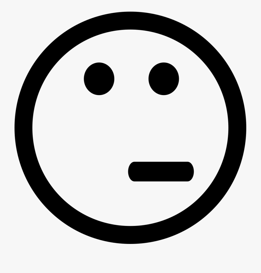 Clip Art Doubt Face - 2 Number In Circle, Transparent Clipart