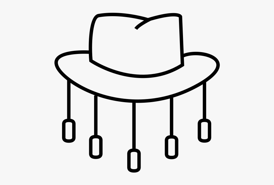 """""""  Class=""""lazyload Lazyload Mirage Cloudzoom Featured - Australian Hat With Corks Icon, Transparent Clipart"""