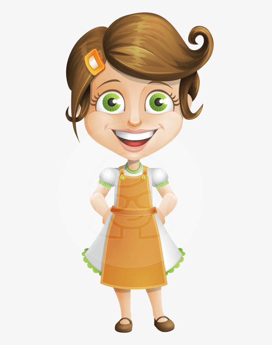 Clip Art Housewife Picture House Wife Cartoon Png Free Transparent Clipart Clipartkey