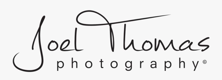 Joel Thomas Photography - Calligraphy, Transparent Clipart