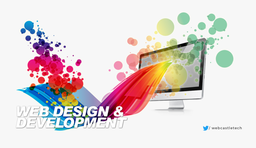 Web Designing Company In Cochin - Web Designing And Development, Transparent Clipart
