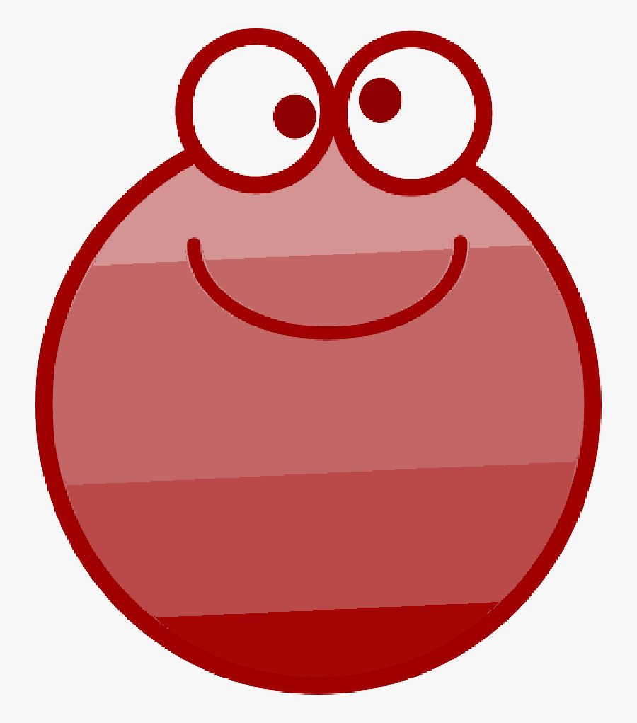 Happy, Face, Eyes, Smiling, Erd, - Circle, Transparent Clipart