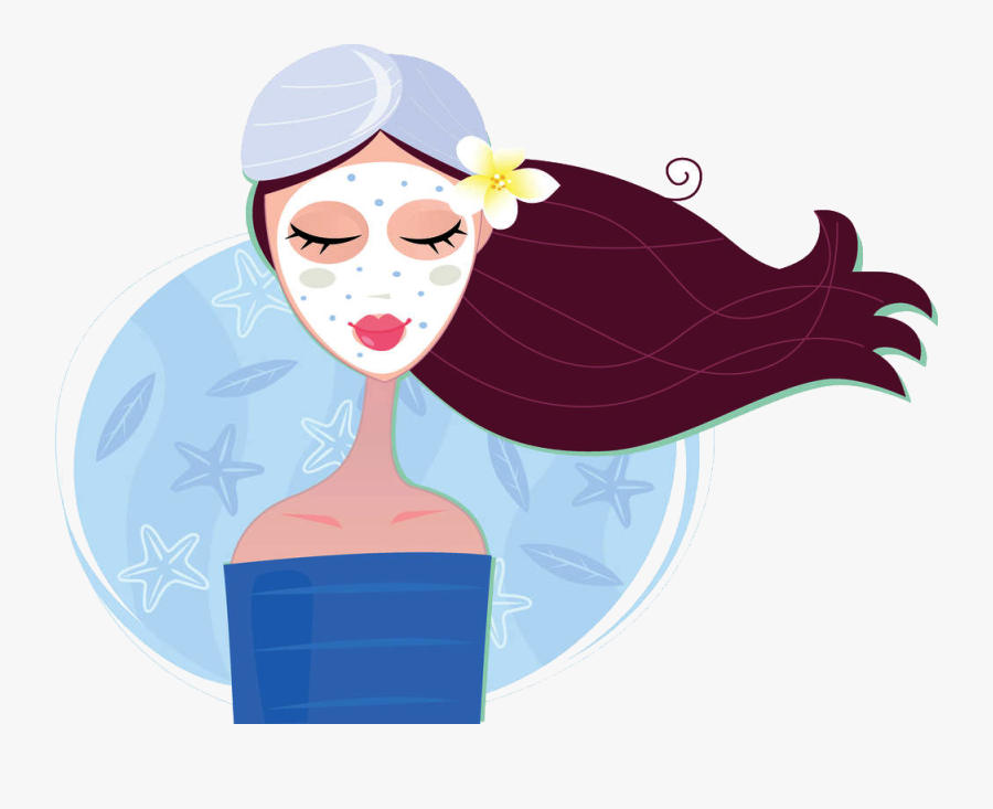 Day Spa Facial Royalty-free Clip Art - Spa Clip Art, Transparent Clipart
