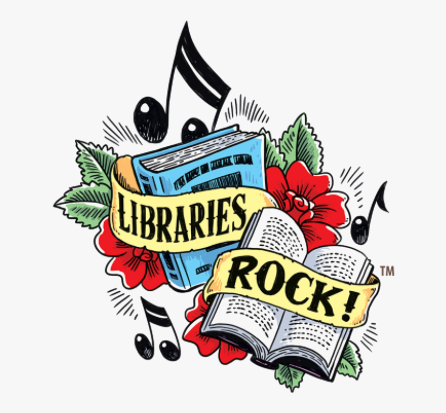 Summer Reading Kick Off - Libraries Rock Summer Reading 2018, Transparent Clipart