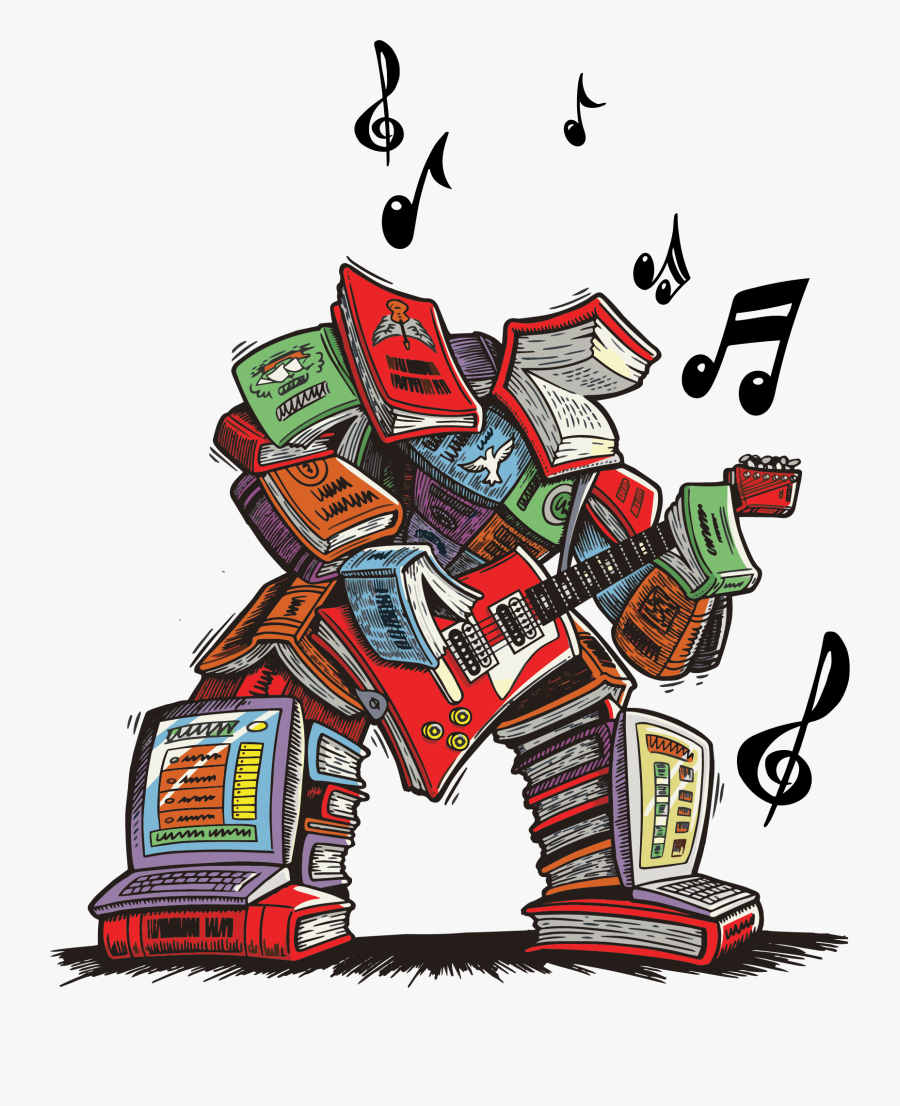 Images Are Copyrighted - Libraries Rock Nj, Transparent Clipart