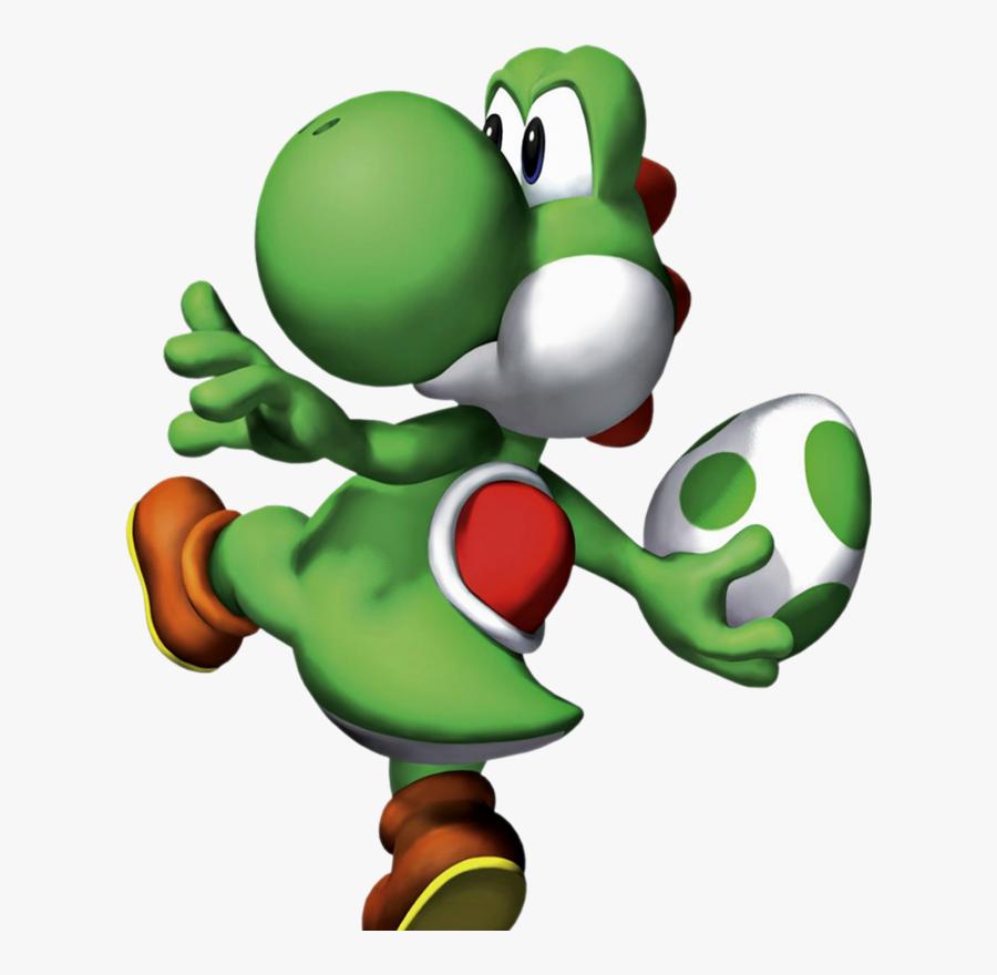 Fireball Clipart Yoshi - Dragon De Super Mario, Transparent Clipart