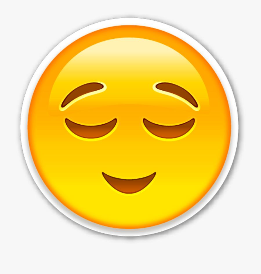 Smiley Emoticon Emoji Computer Icons Clip Art - Guilty Emoji, Transparent Clipart