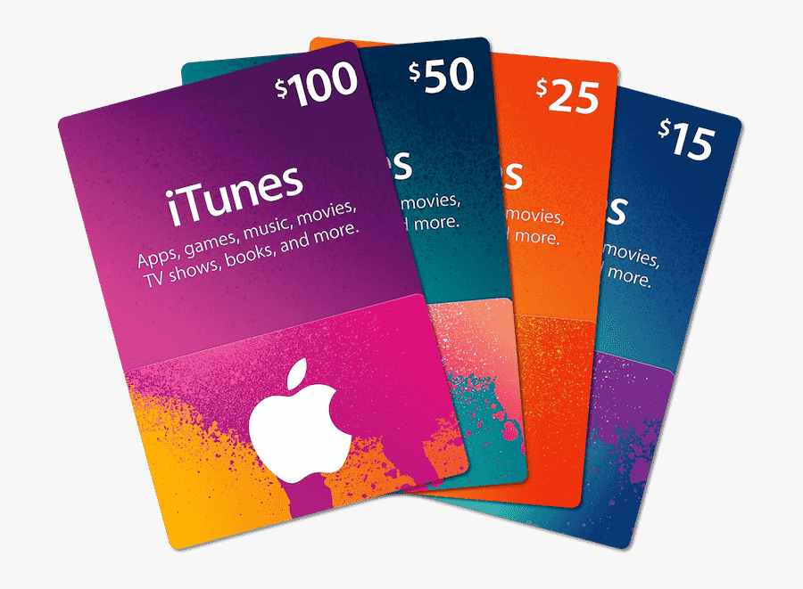 Buy Us Itunes Gift Cards - Itunes Gift Card, Transparent Clipart