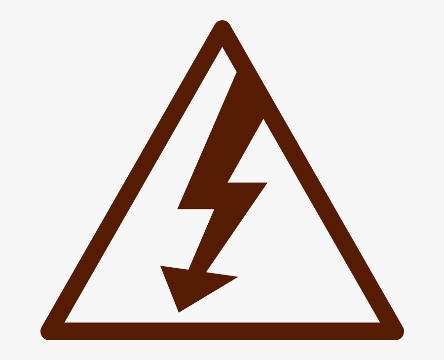 Electrical Safety Under Nfpa - Electrical Safety Icon, Transparent Clipart