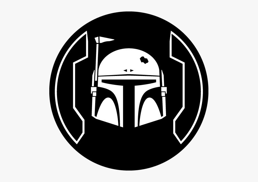 Boba Fett - Logo Gaming Star Wars, Transparent Clipart
