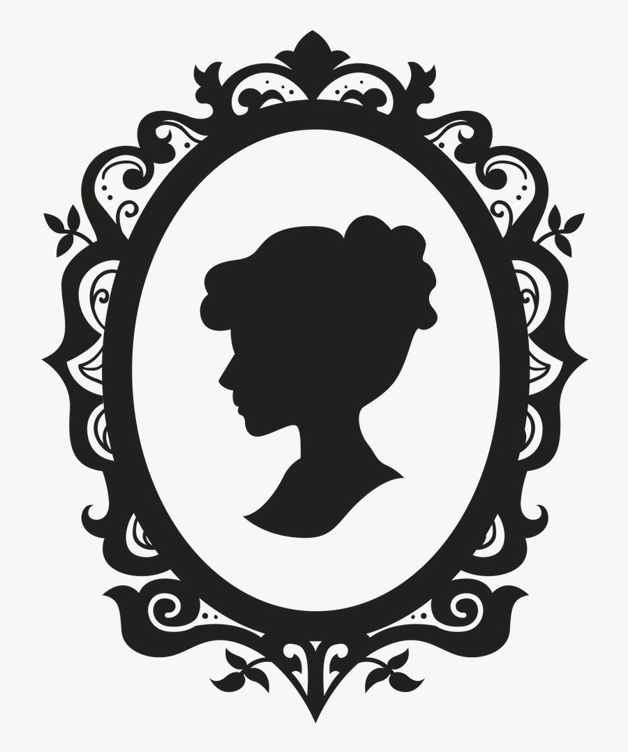 Silhouette Cameo Royalty-free Stock Photography - Woman Silhouette Cameo, Transparent Clipart