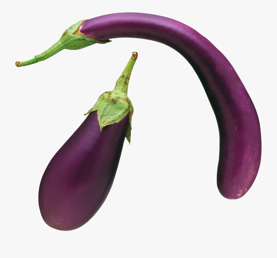 Eggplant Png Images Free Download - Long Eggplant Png, Transparent Clipart