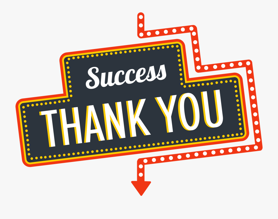 Thank You Cards Navy - Thank You For Listening, Transparent Clipart