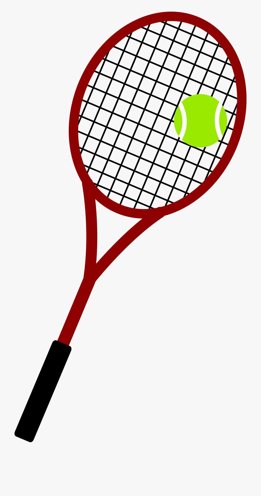 Tennis - Ball - Clipart - Tennis Ball And Racket Clipart, Transparent Clipart