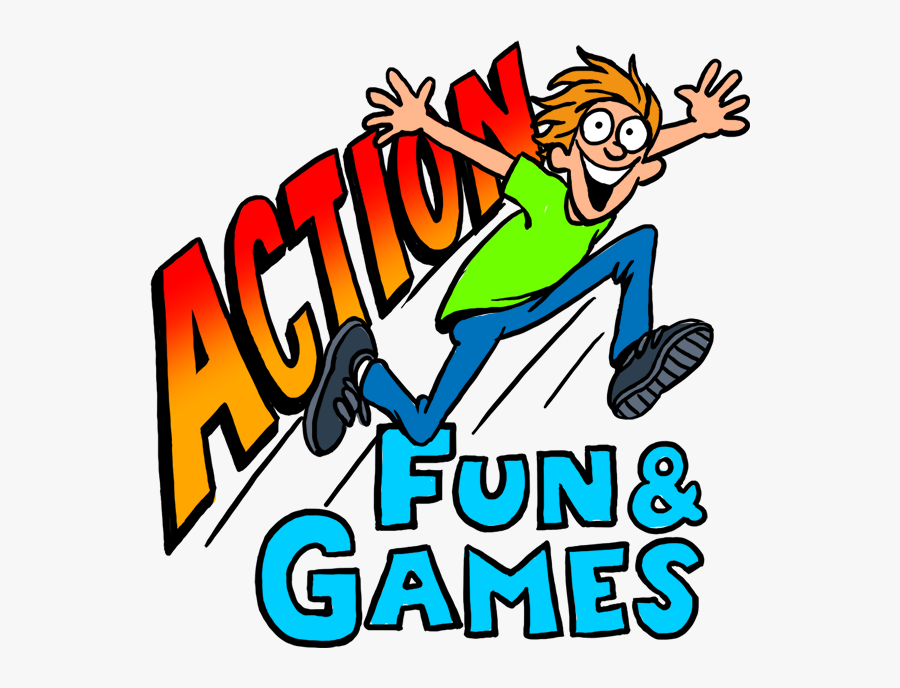 Get Your Friends Together And Come Out For An Evening - Fun And Games Clipart, Transparent Clipart