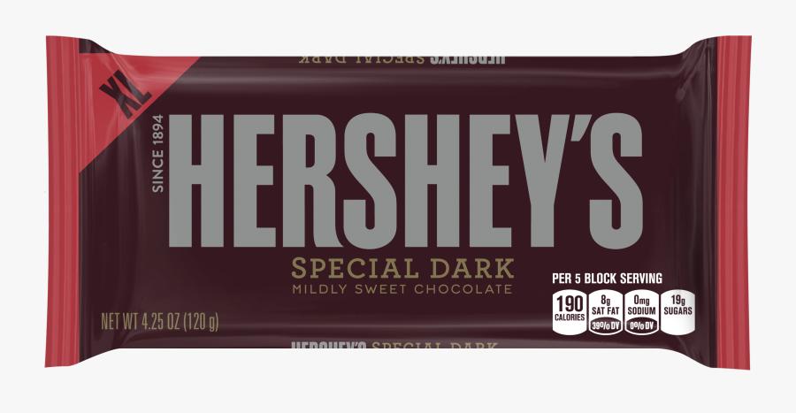Clip Art Images Of Hershey Bars - Hersheys Dark Chocolate, Transparent Clipart
