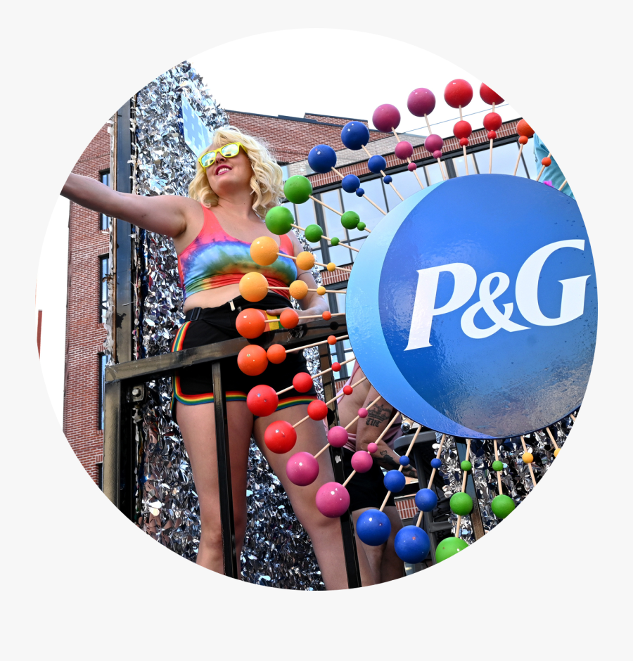 P&g Supportong Lgbt, Transparent Clipart