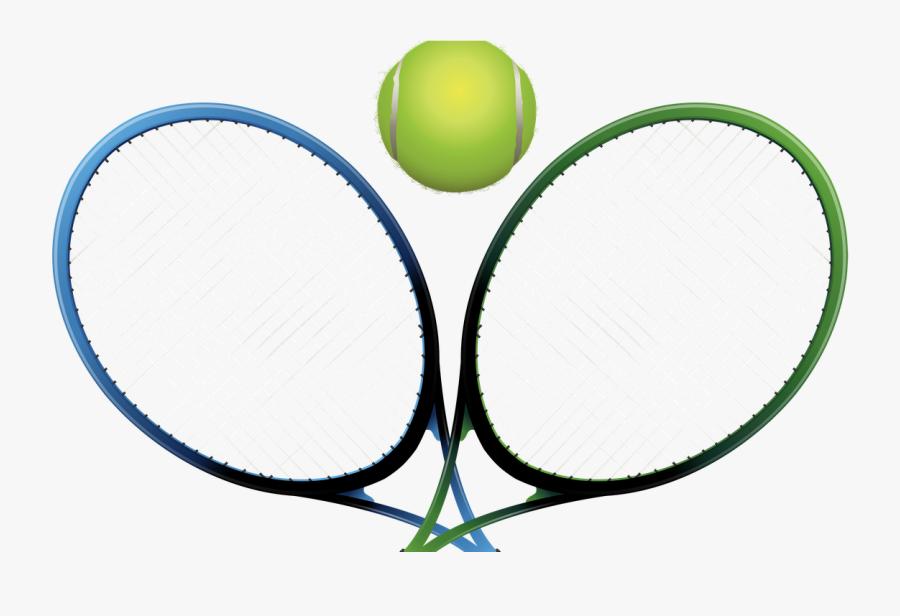 Clipart Transparent Background Tennis Racket, Transparent Clipart