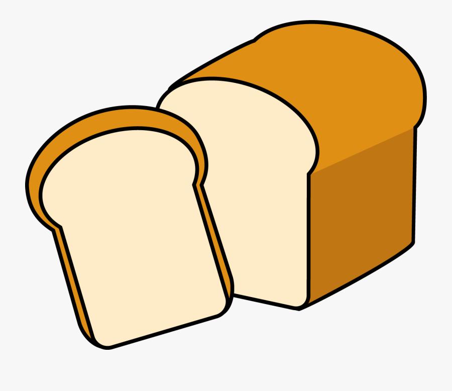 Pan Loaf Ameneh Bread Clip Art - Loaf Bread Clipart, Transparent Clipart