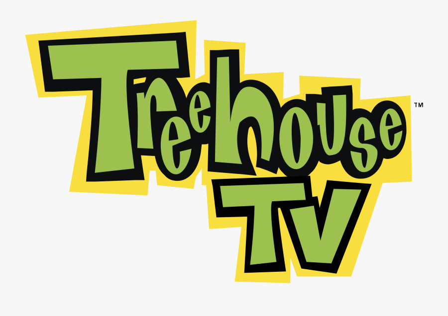 Treehouse Hd Transparent Logo, Transparent Clipart