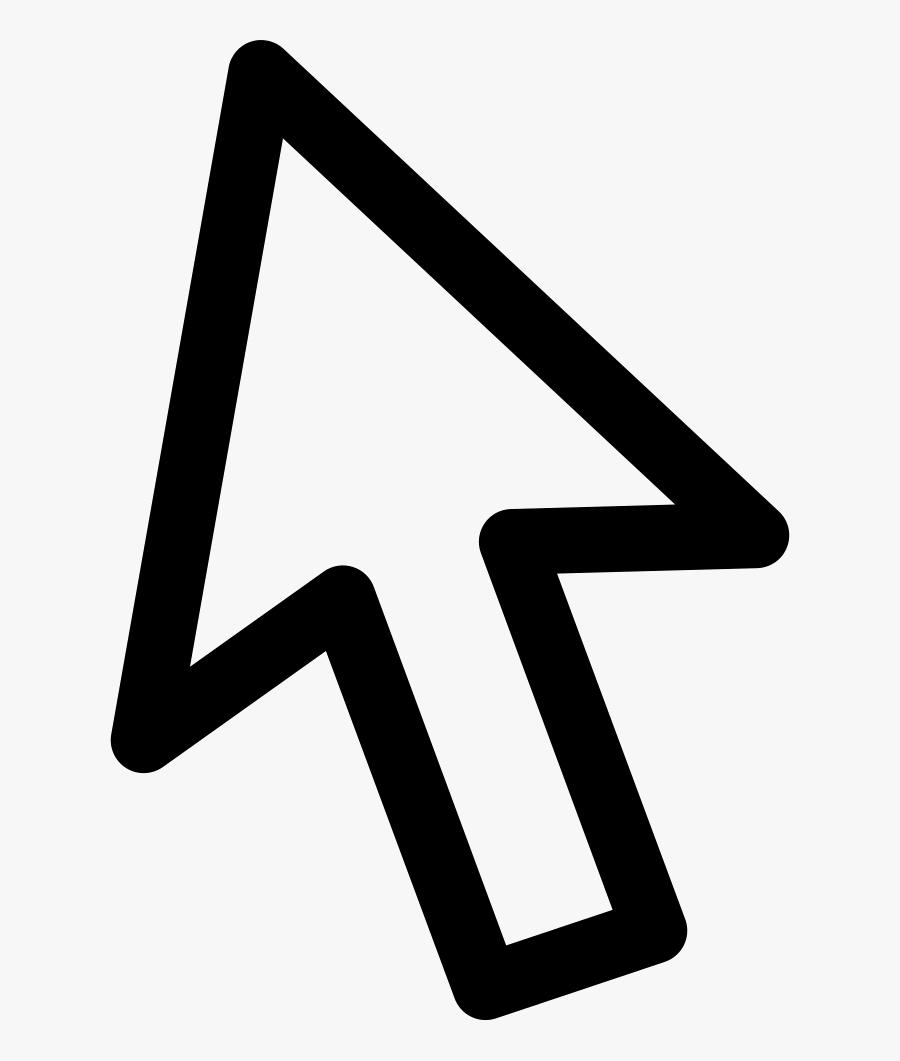 Mouse Cursor Png - Transparent Background Mouse Cursor Icon, Transparent Clipart