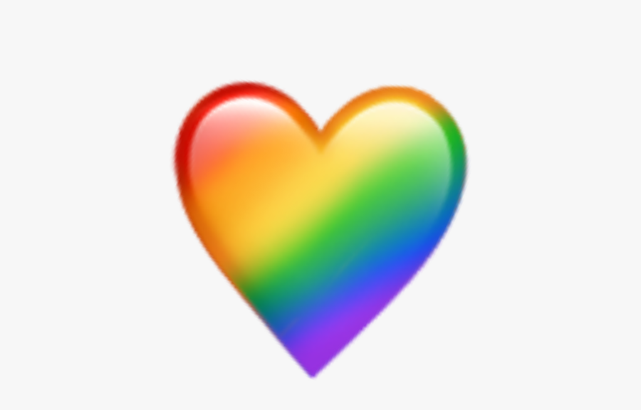 135 1359702 rainbow heart emoji emojis aesthetic tumblr rainbow heart