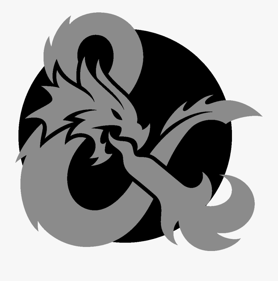 Dungeons And Dragons Discord Dungeons And Dragons Logo White