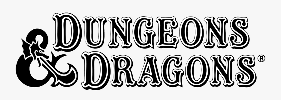 Dungeons And Dragons Png - Dungeons & Dragons, Transparent Clipart