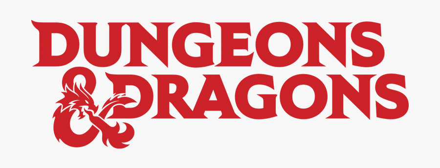 Dungeons And Dragons Png - Dungeons & Dragons Logo, Transparent Clipart
