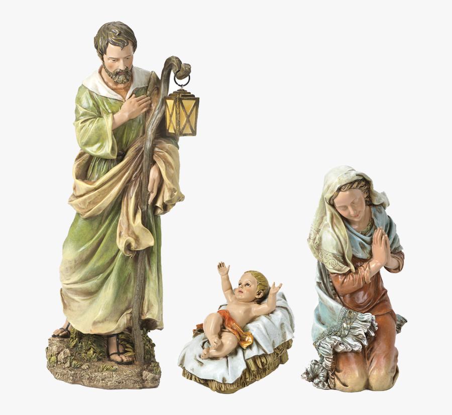 Nativity Roman Holy Family - Portable Network Graphics, Transparent Clipart
