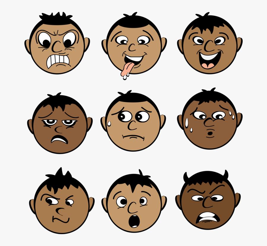 emotion human behavior head gambar ekspresi wajah kartun free transparent clipart clipartkey gambar ekspresi wajah kartun