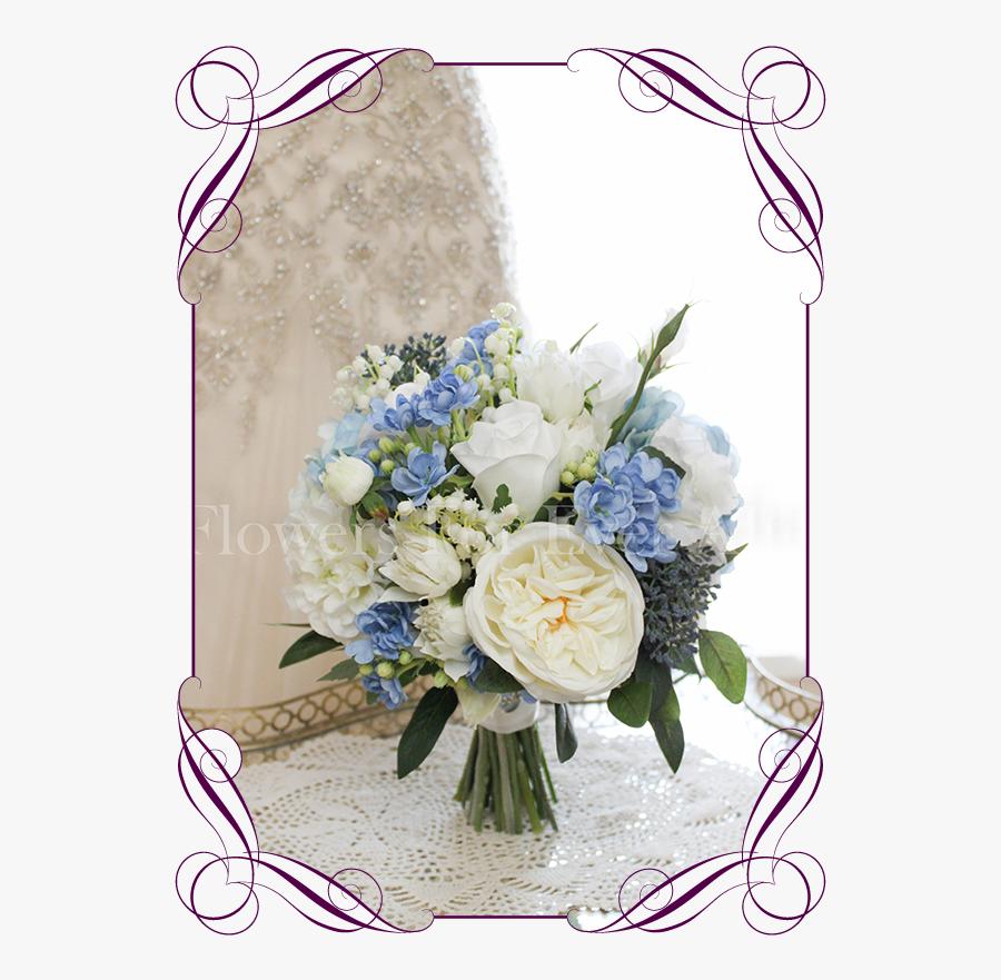 Clip Art Carly Flowers For Ever - Flower Girl Basket Design, Transparent Clipart